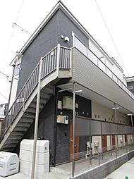 G・Aパーク鶴ヶ峰[105号室]の外観