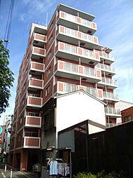 デリード田辺駅前[4階]の外観
