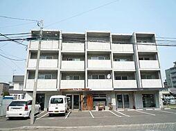 北海道札幌市中央区南六条西24丁目の賃貸マンションの外観