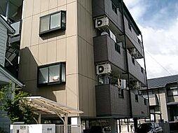 高知県高知市新田町の賃貸アパートの外観