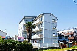 西田マンション[401号室号室]の外観