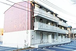 千葉県市原市藤井2丁目の賃貸アパートの外観