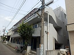 ボナール南台[3階]の外観