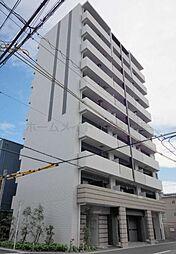 レジュールアッシュ天王寺パークサイド[8階]の外観