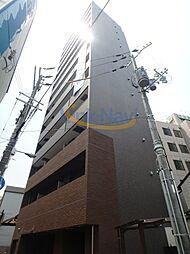 アールグラン大阪WEST[10階]の外観