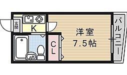 ナテュール11[103号室号室]の間取り