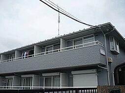 アドバンス坂田[202号室]の外観