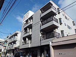 サニーサイド吉田駅前の外観