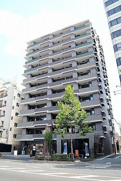 東京都中野区本町2丁目の賃貸マンション