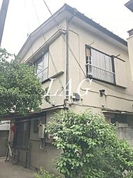 東京都板橋区南町の賃貸アパートの外観