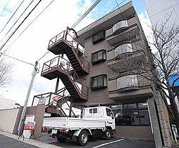 京都府京都市南区上鳥羽北塔ノ本町の賃貸マンションの外観