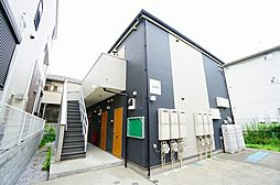 神奈川県川崎市高津区下作延1の賃貸アパートの外観