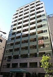 カスタリア新宿御苑II[6階]の外観