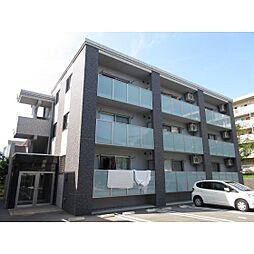 静岡県浜松市中区佐鳴台3丁目の賃貸マンションの外観