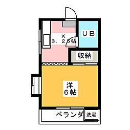 萩丘住宅 1.5万円