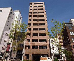 京都府京都市中京区二条殿町の賃貸マンションの外観