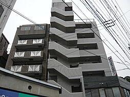 第3中川コーポラス[7階]の外観