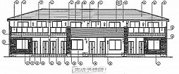 エクセレント平和台 III[102号室]の外観