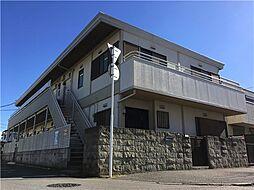 千葉県船橋市習志野台6丁目の賃貸アパートの外観