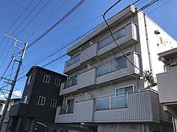 神奈川県横浜市港北区大曽根3丁目の賃貸マンションの外観