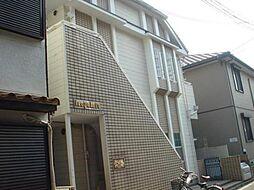 大阪府東大阪市花園東町1丁目の賃貸アパートの外観
