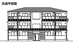 ラピス ブラオ[1階]の外観