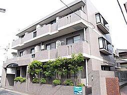 ローズガーデンA36番館[3階]の外観