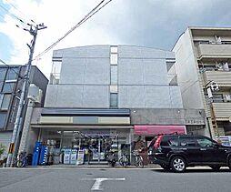 京都府京都市上京区樋之口町の賃貸マンションの外観