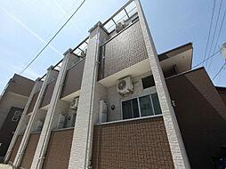 愛知県名古屋市中村区賑町の賃貸アパートの外観