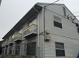 神奈川県相模原市中央区陽光台3丁目の賃貸アパートの外観