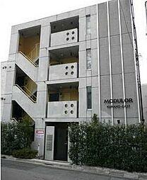 東京都中野区中野6丁目の賃貸マンションの外観