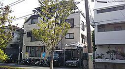 風間マンション[1階]の外観