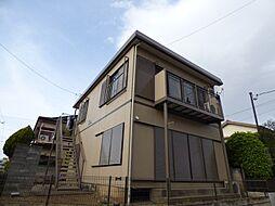 晴山ハイツ[1階]の外観