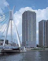 リバーシティ21新川