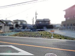 現地写真(現況更地・建築条件なし)