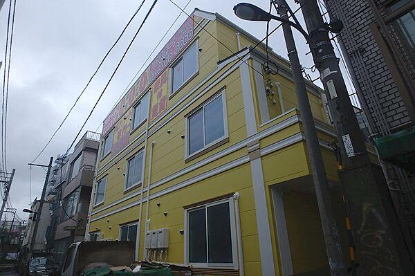 ソフィア百人町 3階の賃貸【東京都 / 新宿区】