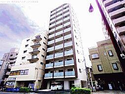 東京都葛飾区亀有の賃貸マンションの外観