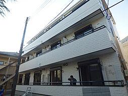 埼玉県戸田市喜沢1-の賃貸アパートの外観