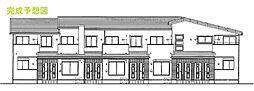 甘木鉄道 今隈駅 徒歩8分の賃貸アパート
