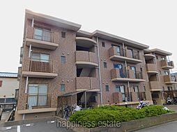 神奈川県相模原市中央区東淵野辺1丁目の賃貸マンションの外観