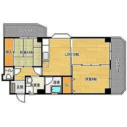 築地第一ビル[301号室]の間取り