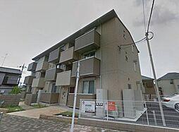 東京都昭島市玉川町5丁目の賃貸アパートの外観
