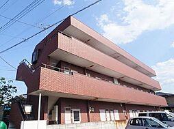 埼玉県越谷市北越谷2丁目の賃貸アパートの外観