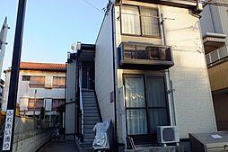 千葉県千葉市中央区松波3丁目の賃貸アパートの外観