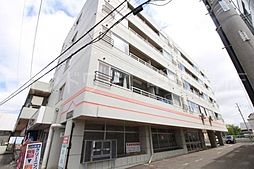 北海道札幌市豊平区西岡四条10丁目の賃貸マンションの外観