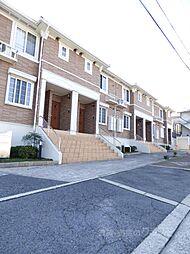 大阪府河内長野市向野町の賃貸アパートの外観