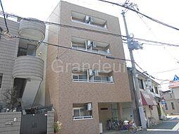富尾マンション[1階]の外観