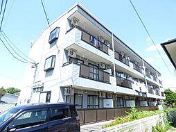 長野県長野市三本柳西2丁目の賃貸アパートの外観