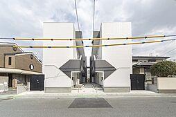 福岡県春日市伯玄町2丁目の賃貸アパートの外観