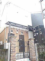 リトルタウン西台[2階]の外観
